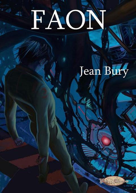 """Livre Faon """"Jean Bury"""""""