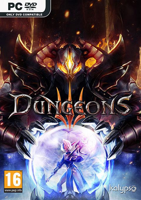 Dungeons 3 sur pc